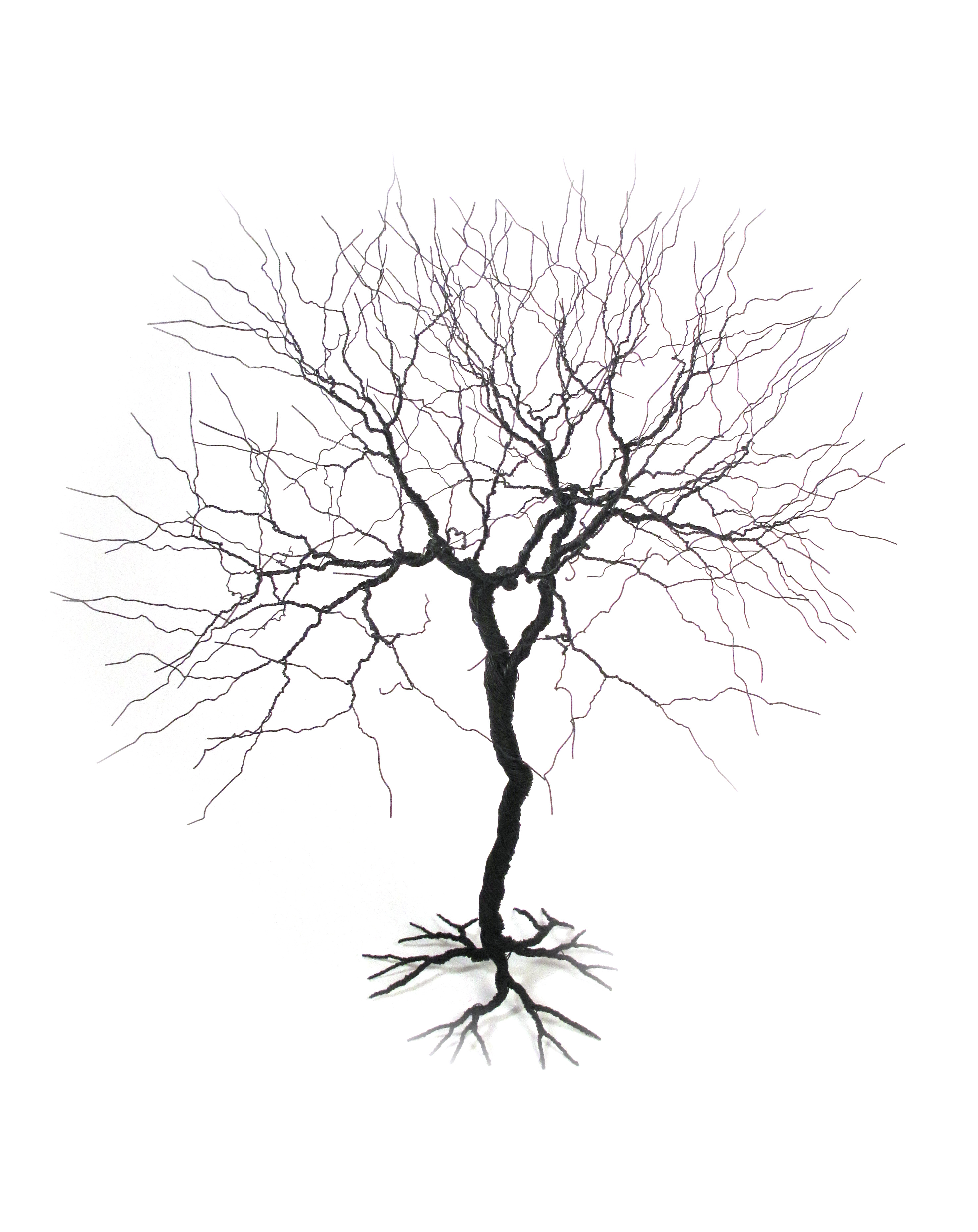2952x3720 Large Steel Wire Tree