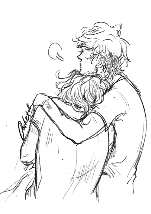 500x707 Rosketch Sigh~ One Direction Larry Stylinson