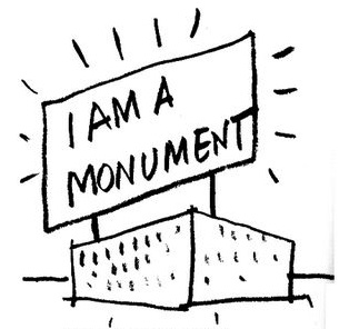 305x296 I Am A Monument, The Almost Iconic Drawing From Venturi Amp Scott