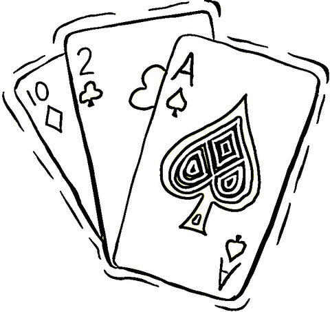 480x453 Casino In Vegas Coloring Page Free Printable Coloring Pages