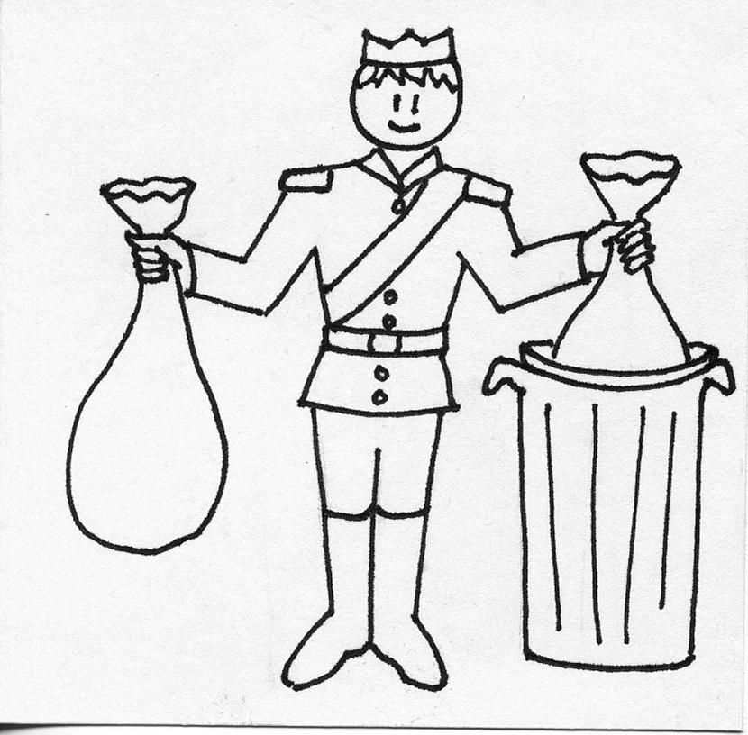 830x816 Chore Chart Drawings