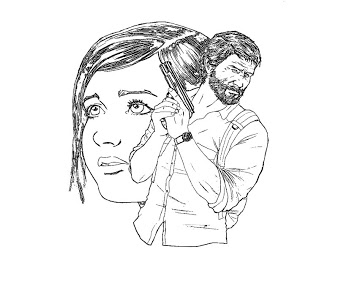 Last Of Us Drawing