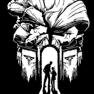 360x360 The Last Of Us Tri Blend T Shirt By Tetapmencintamu Redbubble