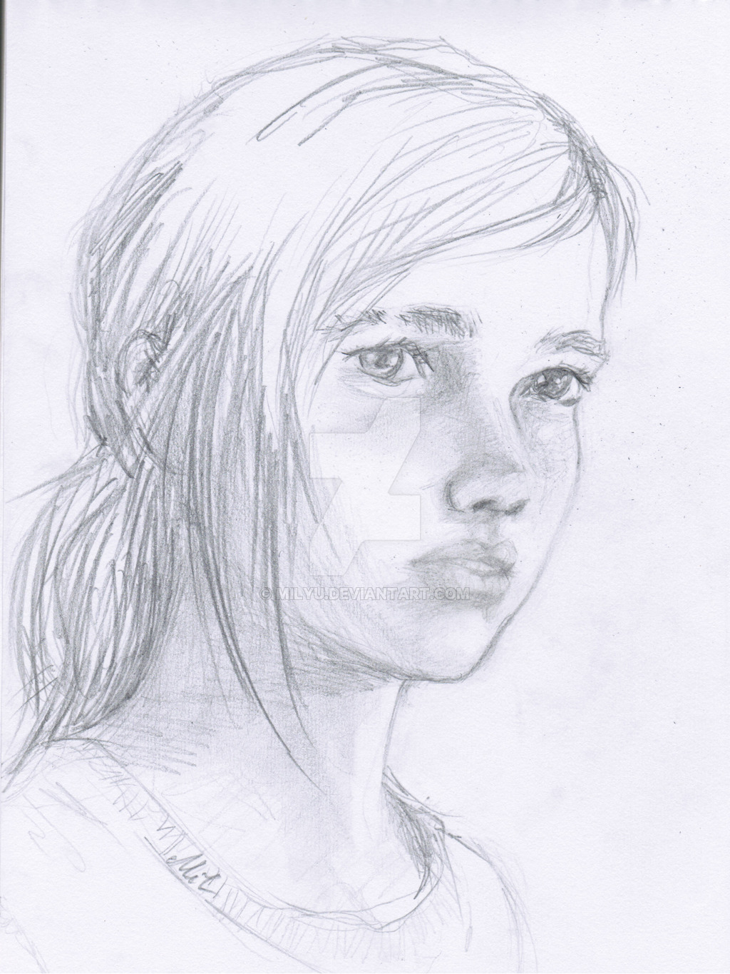 The Best Free Ellie Drawing Images Download From 69 Free