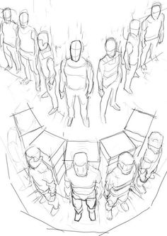 236x333 Figures In Perspective From Figure Drawing For All It's Worth By