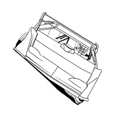 240x224 Dirt Late Model Nose A Design I Just Started For A Racing