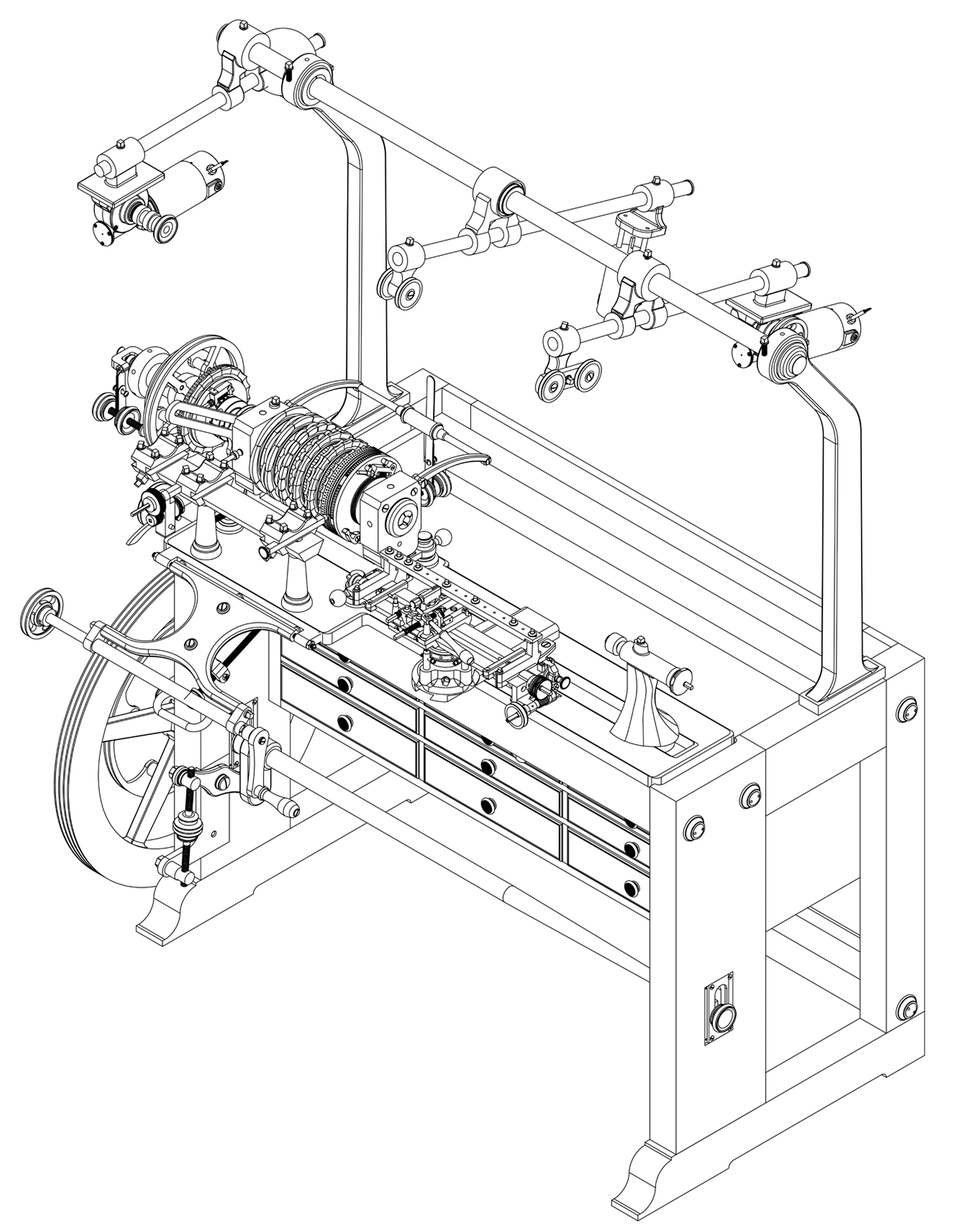 5320x6850 Lathest News Made Ornamental Rose Engine A Modern Composition