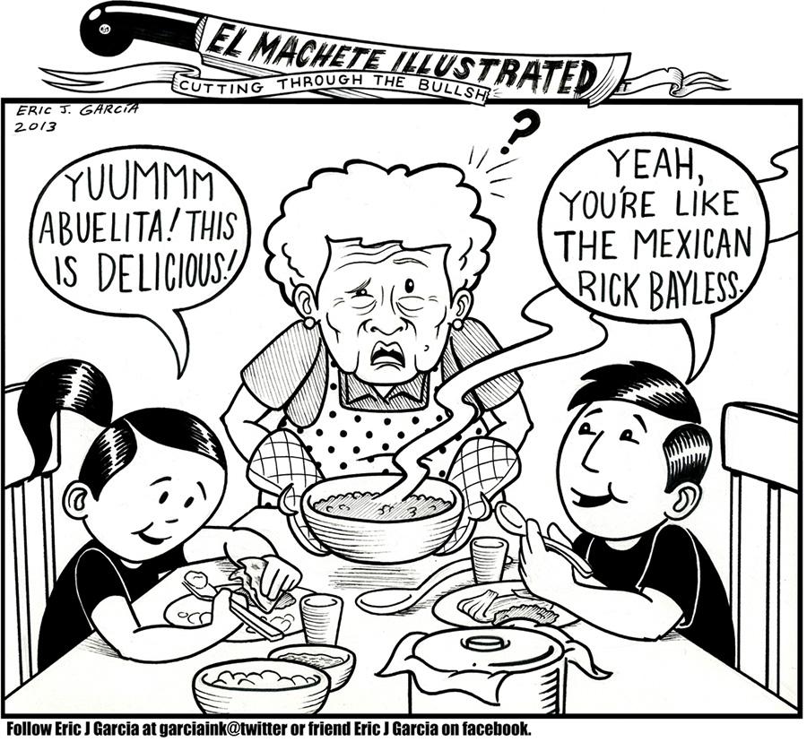 900x828 Maybe We Really Do Need Hispanic Heritage Month (Toon) Pocho