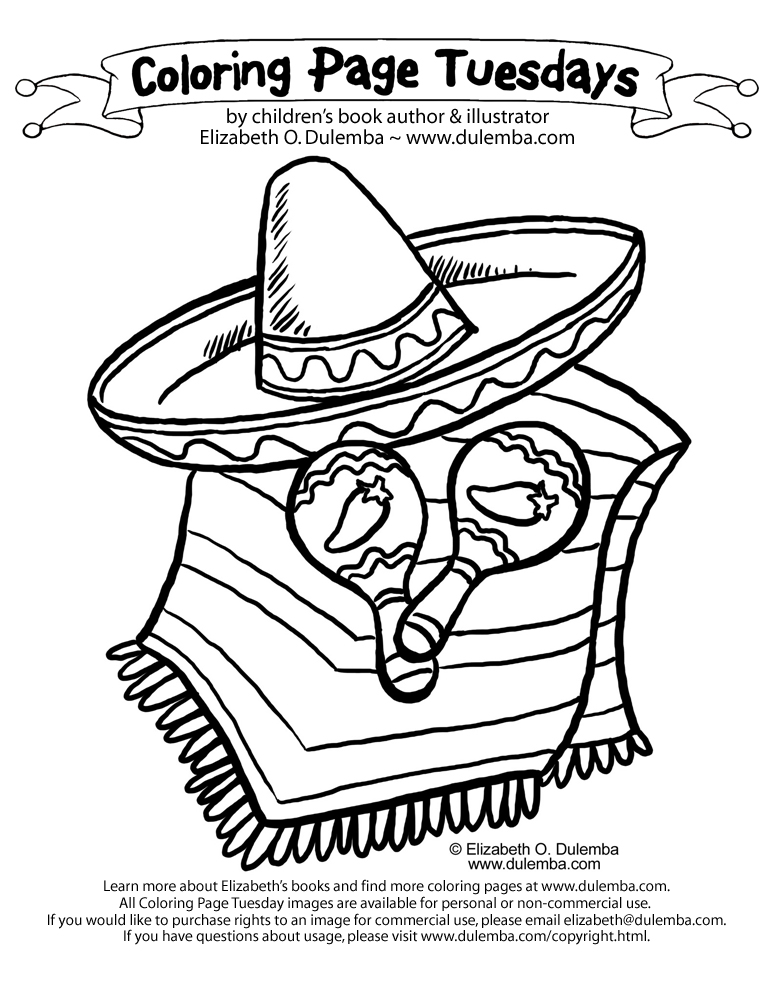 773x1000 Dulemba Coloring Page Tuesday