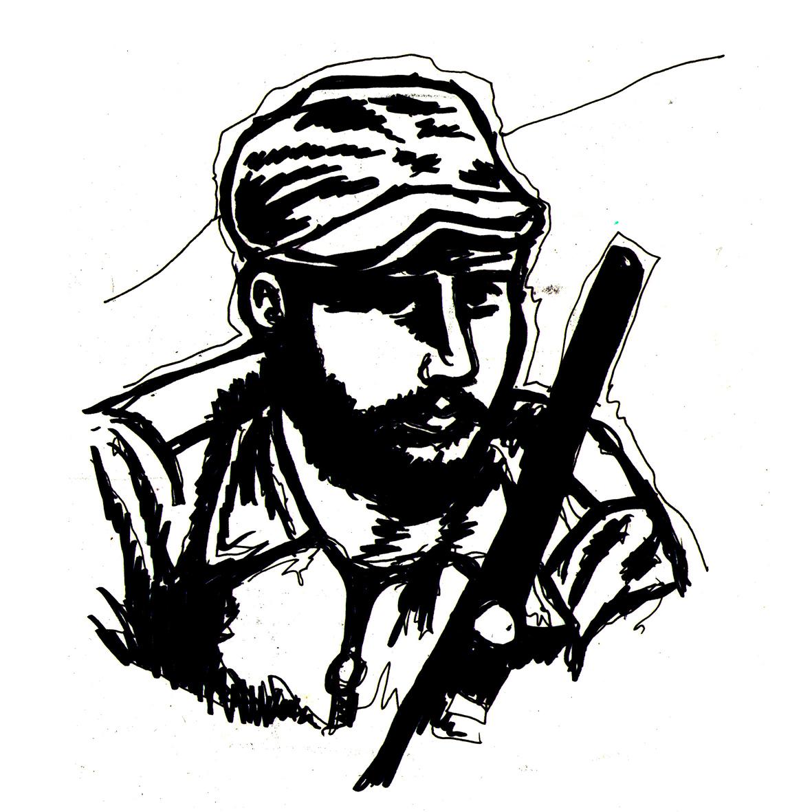 1181x1181 Cuba Urban Sketchers