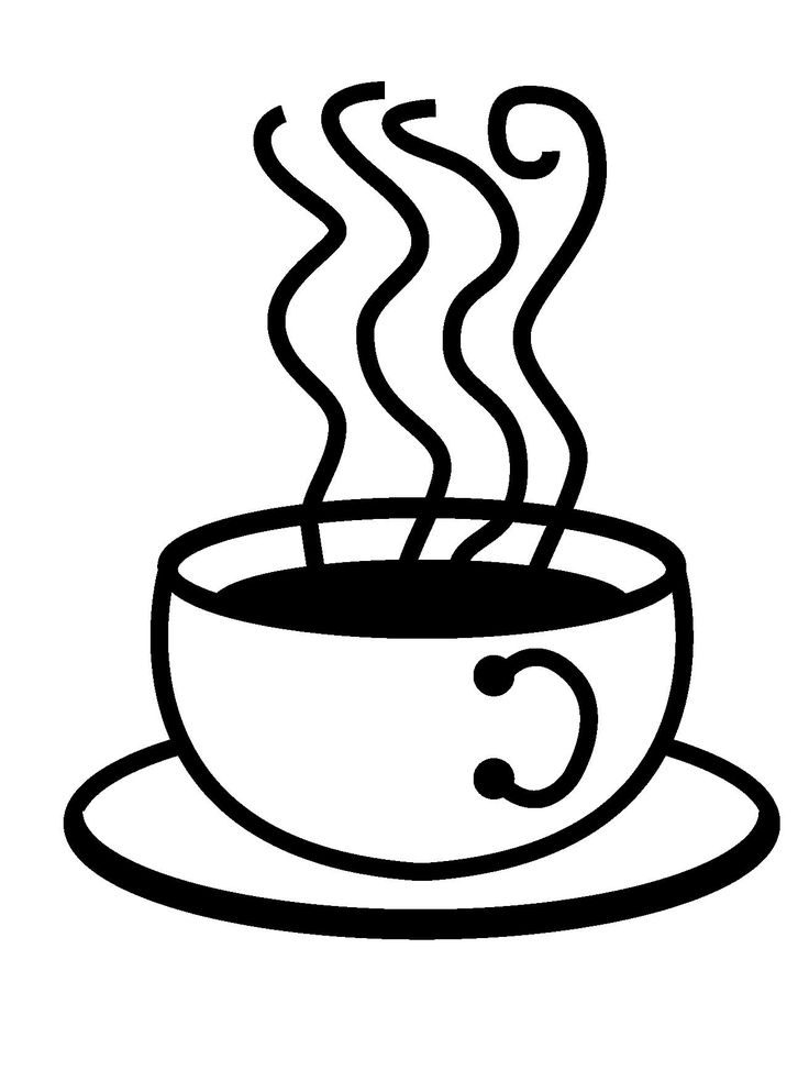 736x973 9 best Coffee Drawing images on Pinterest Clipart images, Coffee
