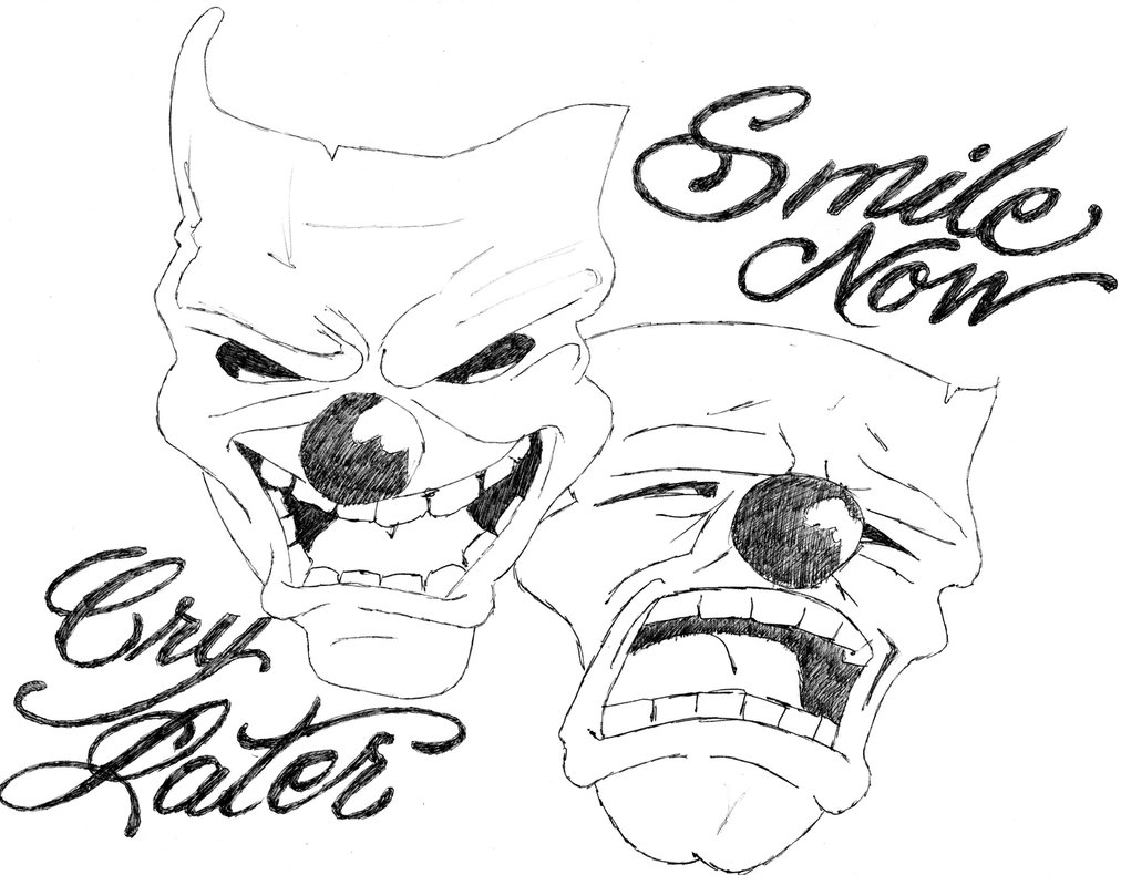 1012x790 Smile Now Cry Later By Jamespeacock