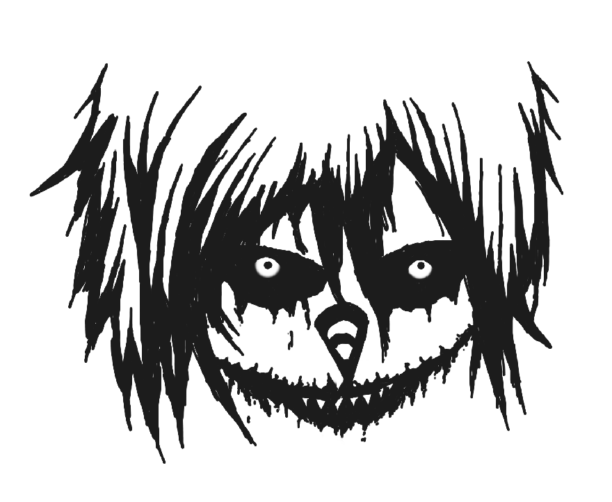 880x721 Laughing Jack By Moist Towel