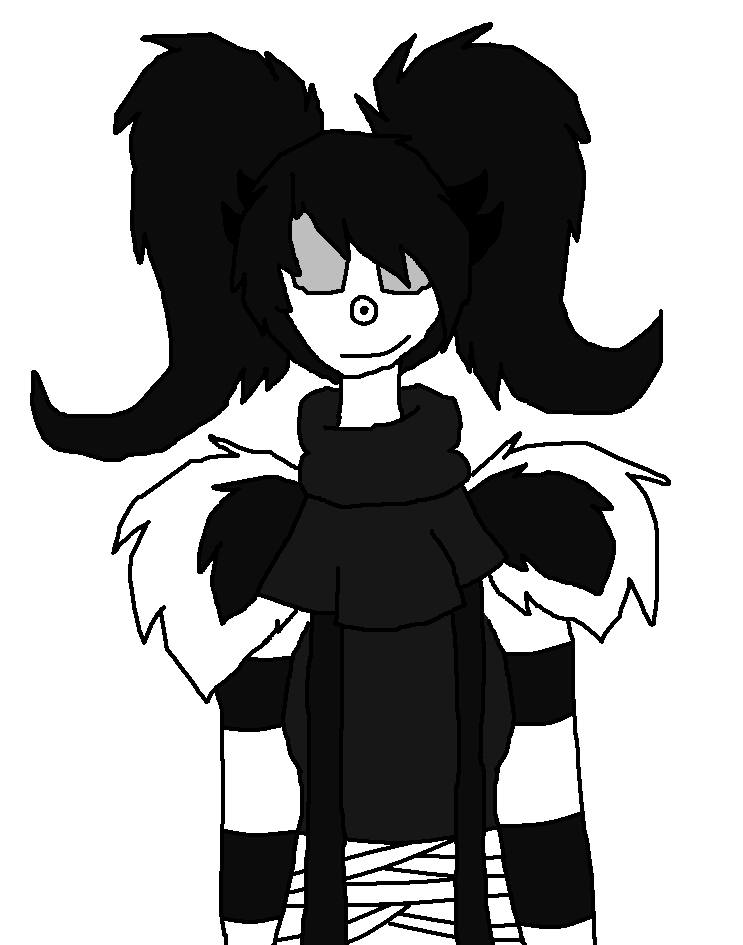743x945 Female Laughing Jack By Fnaf Lover203