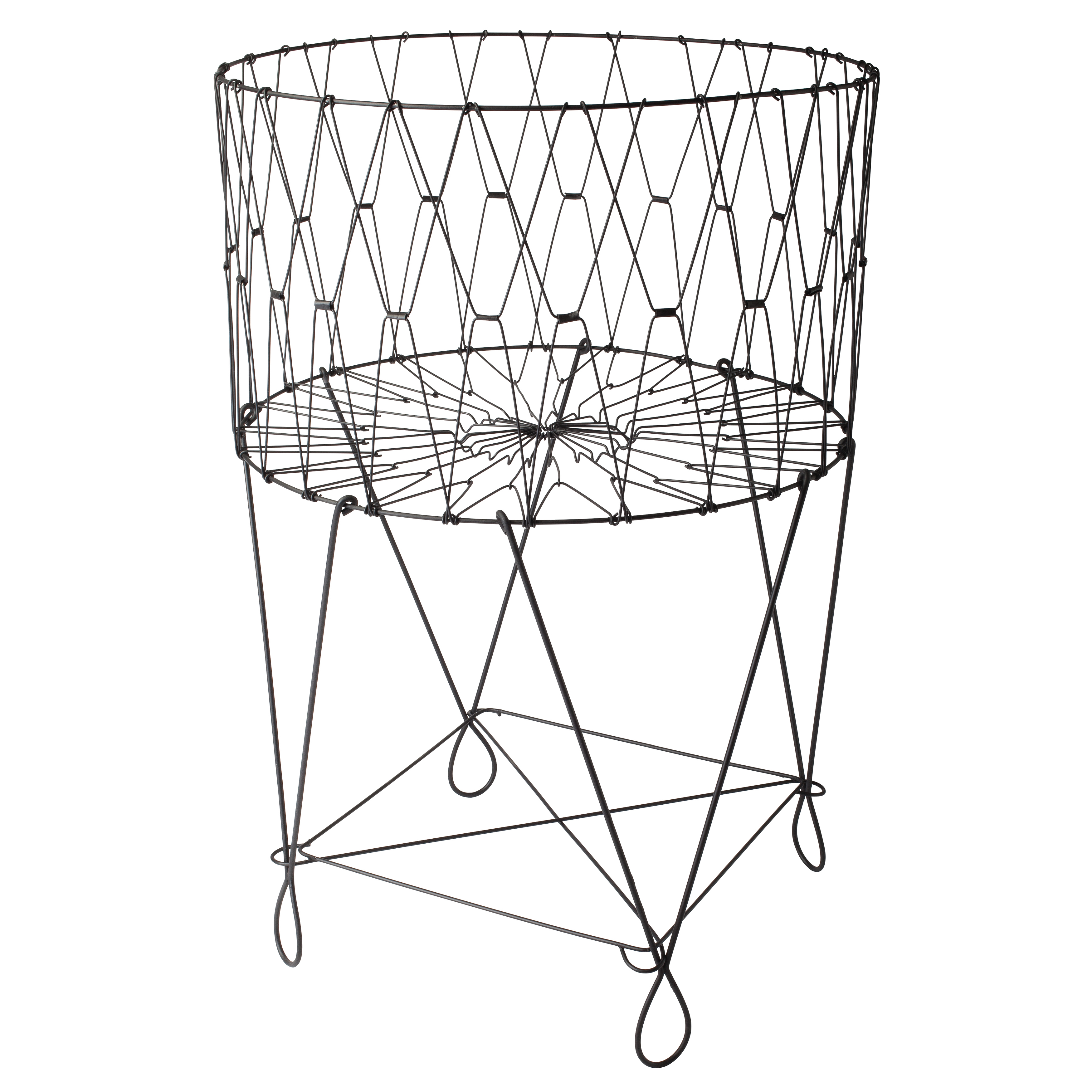 Laundry Basket Drawing At Getdrawings Com Free For