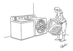 300x212 Laundry Drawings Fine Art America