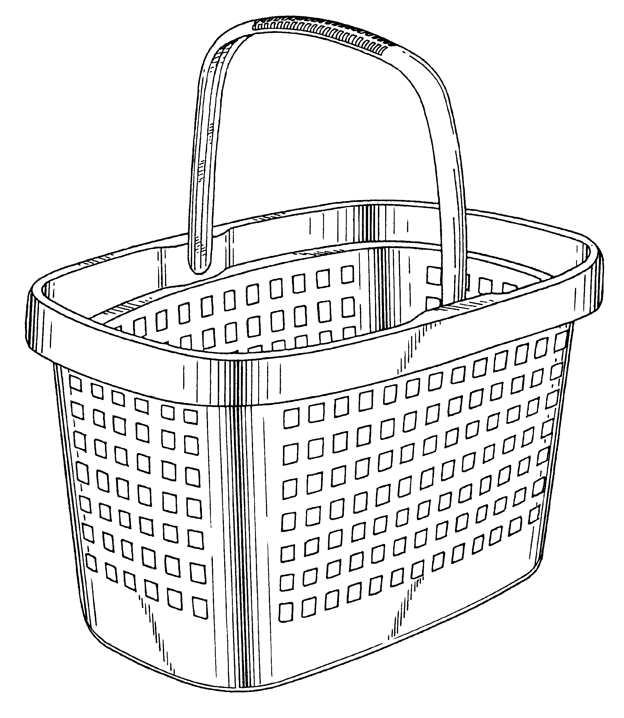 2163x2489 Laundry Basket Storage