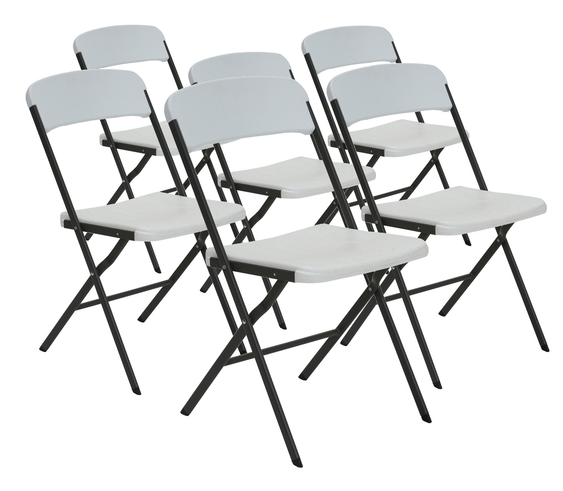 1893x1650 Lifetime 684016 Contemporary Residential Folding Chair White