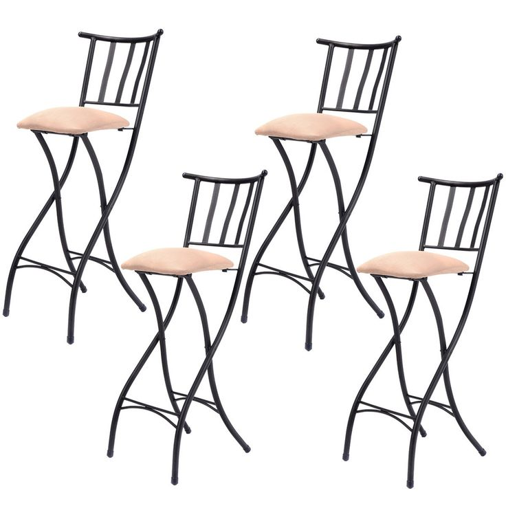 736x736 The Best Folding Bar Stools Ideas On At Home Bar