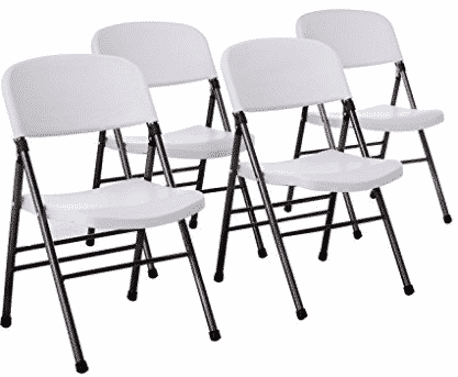 417x343 Top 9 Best Folding Chairs In 2018