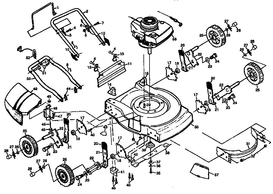 The Best Free Mower Drawing Images Download From 50 Free Drawings
