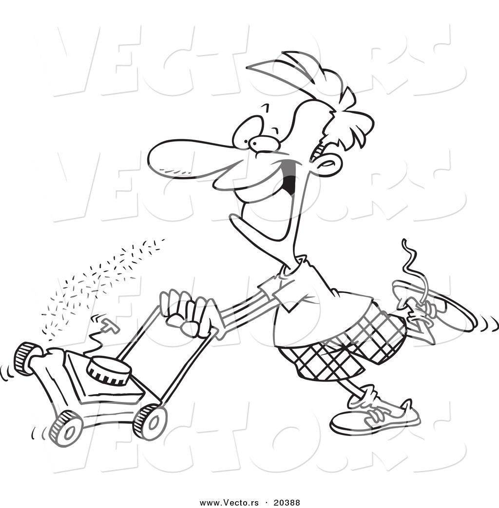 lawn mower drawing at getdrawings com