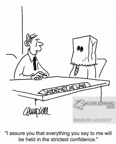 400x495 Attorney Client Privilege Cartoons And Comics