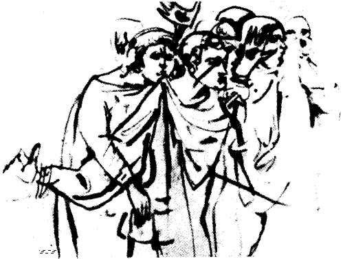 499x378 Resurrection Of Lazarus