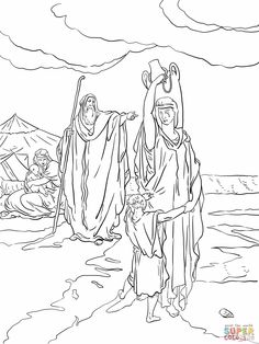 236x314 Rich Man And Lazarus Coloring Page From Jesus' Parables Category