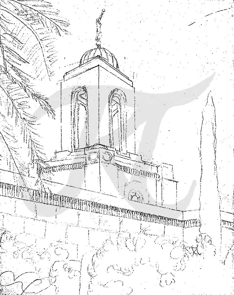 793x1000 Lds Temple