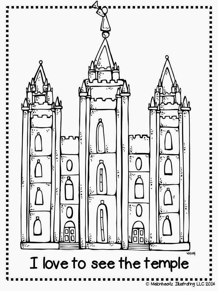 720x960 Lds Temple Coloring Pages Coloring Page For Kids
