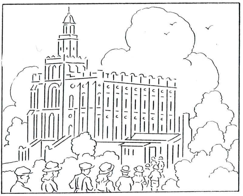 800x647 Mormon Coloring Pages Codetracer.co
