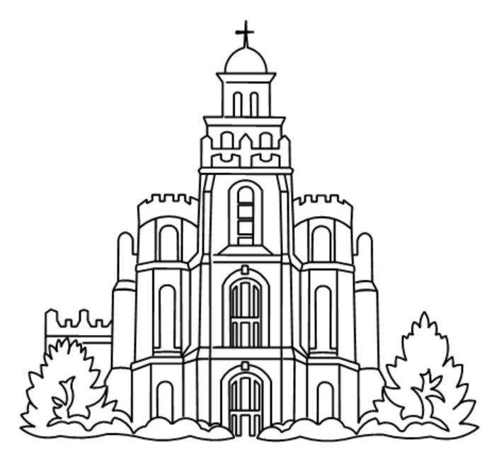 705x651 Lds Temples