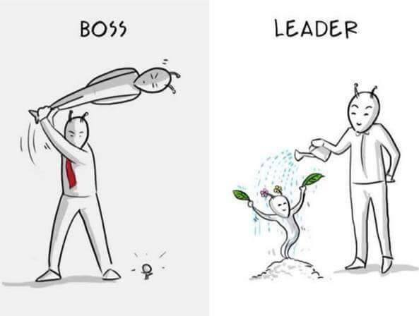 593x448 The Difference Between Bosses And Leaders Kerem Erdogan