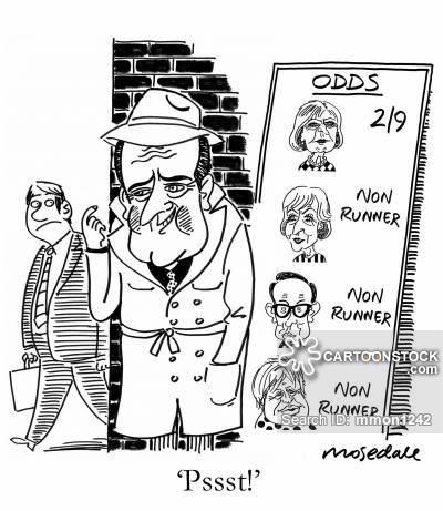 400x461 Tory Leadership News And Political Cartoons