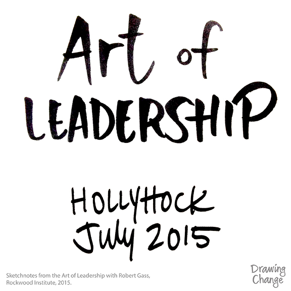 576x576 A Gift To You Sketchnotes From Rockwood Art Of Leadership
