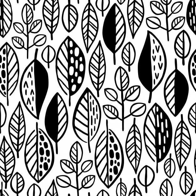 626x626 Leaves Pattern Vectors, Photos And Psd Files Free Download