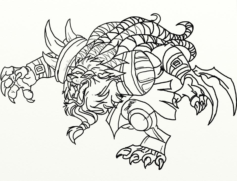 Sketch Leauge