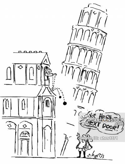 400x521 Tower Of Pisa Cartoons And Comics