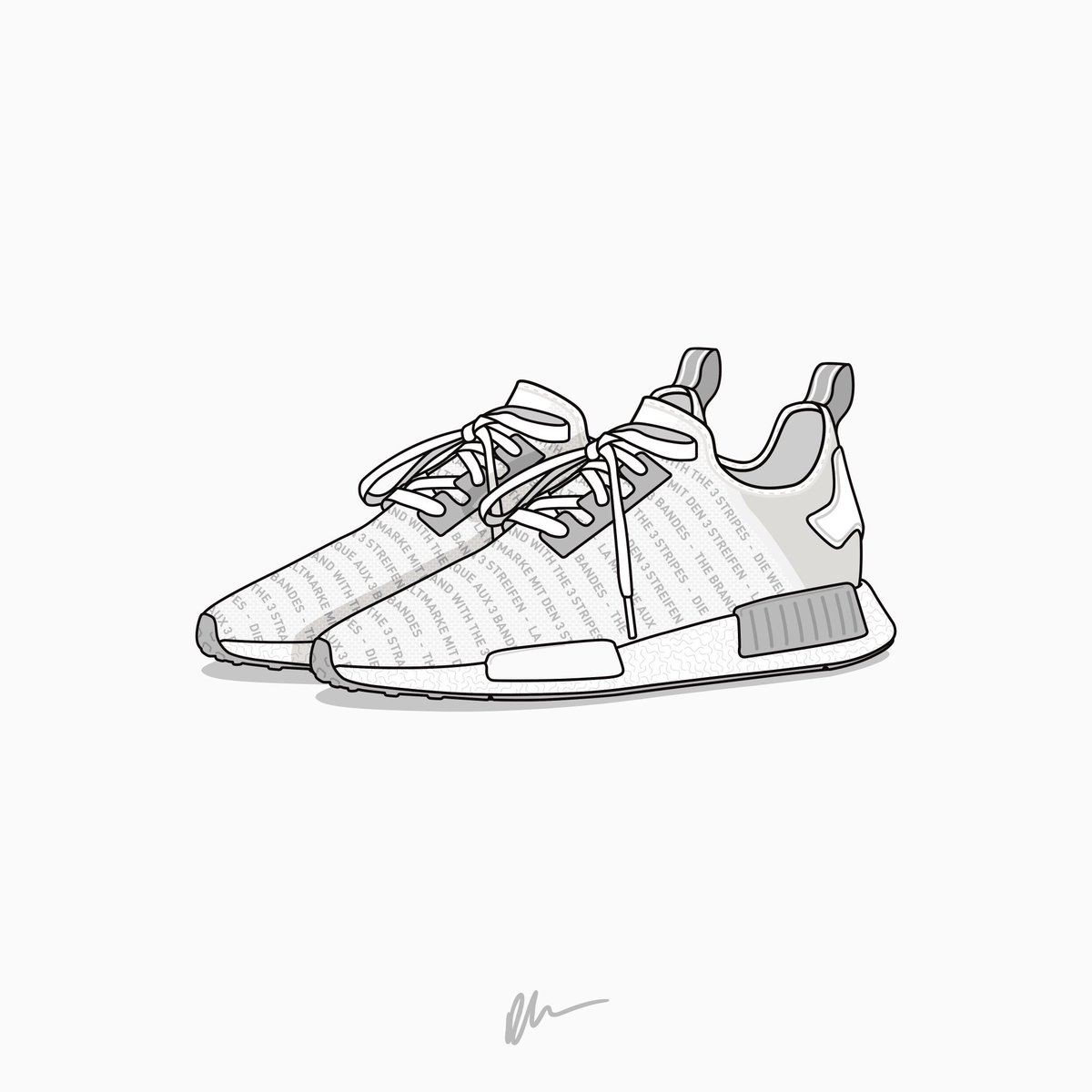 1200x1200 Dan Freebairn On Twitter Three @adidasoriginals Nmds Dropped