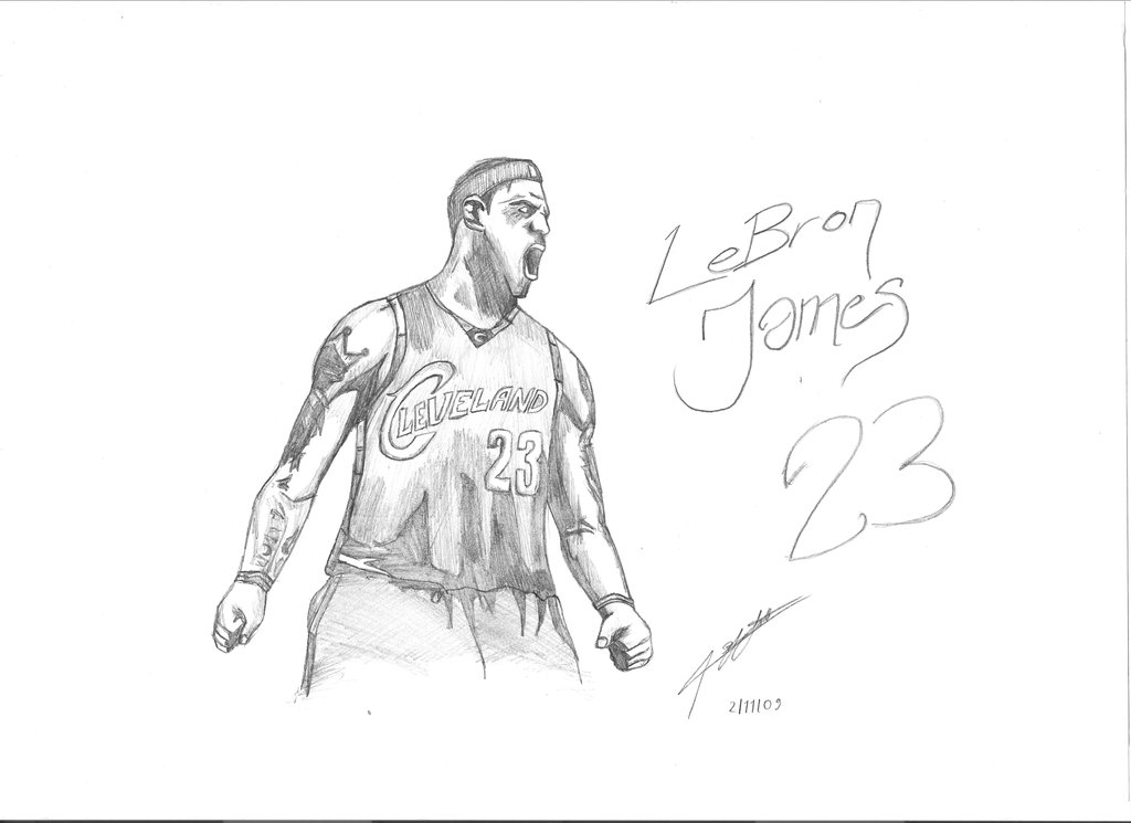 1024x745 Lebron James By Hyperion Ogul 92