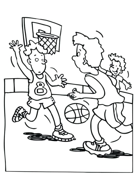 566x749 Lebron Coloring Pages Basketball Coloring Pages Basketball