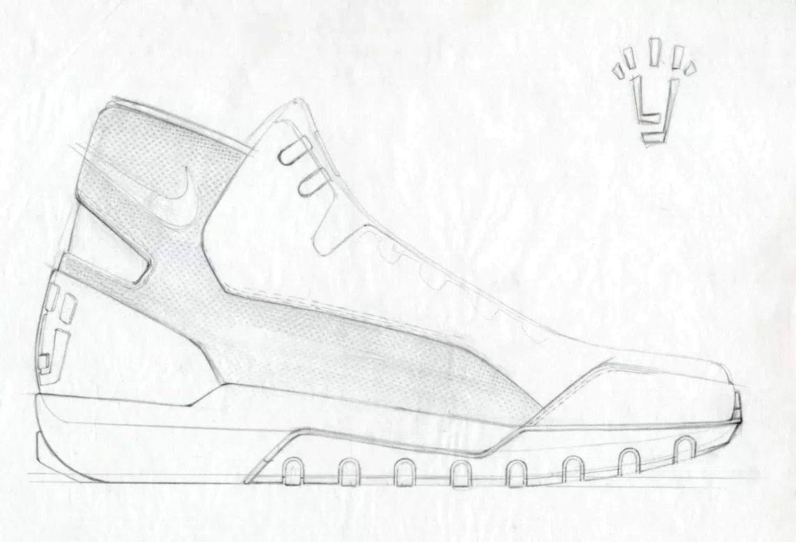 1140x777 Inside The Design Process Of Lebron's Nike Air Zoom Generation