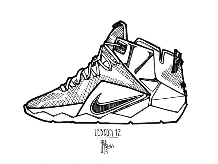 728x547 Lebron James Coloring Pages With Wallpapers Picture