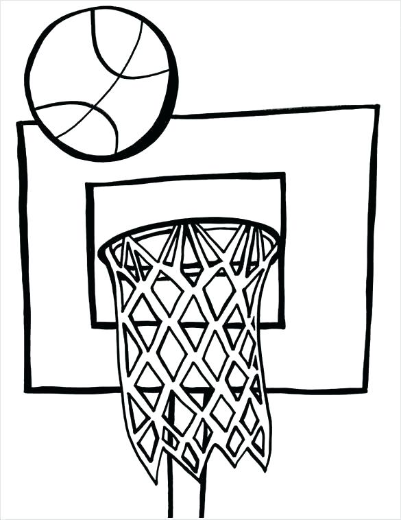 585x758 Top Rated Lebron James Coloring Pages Pictures Drawn Shoe 4 Free