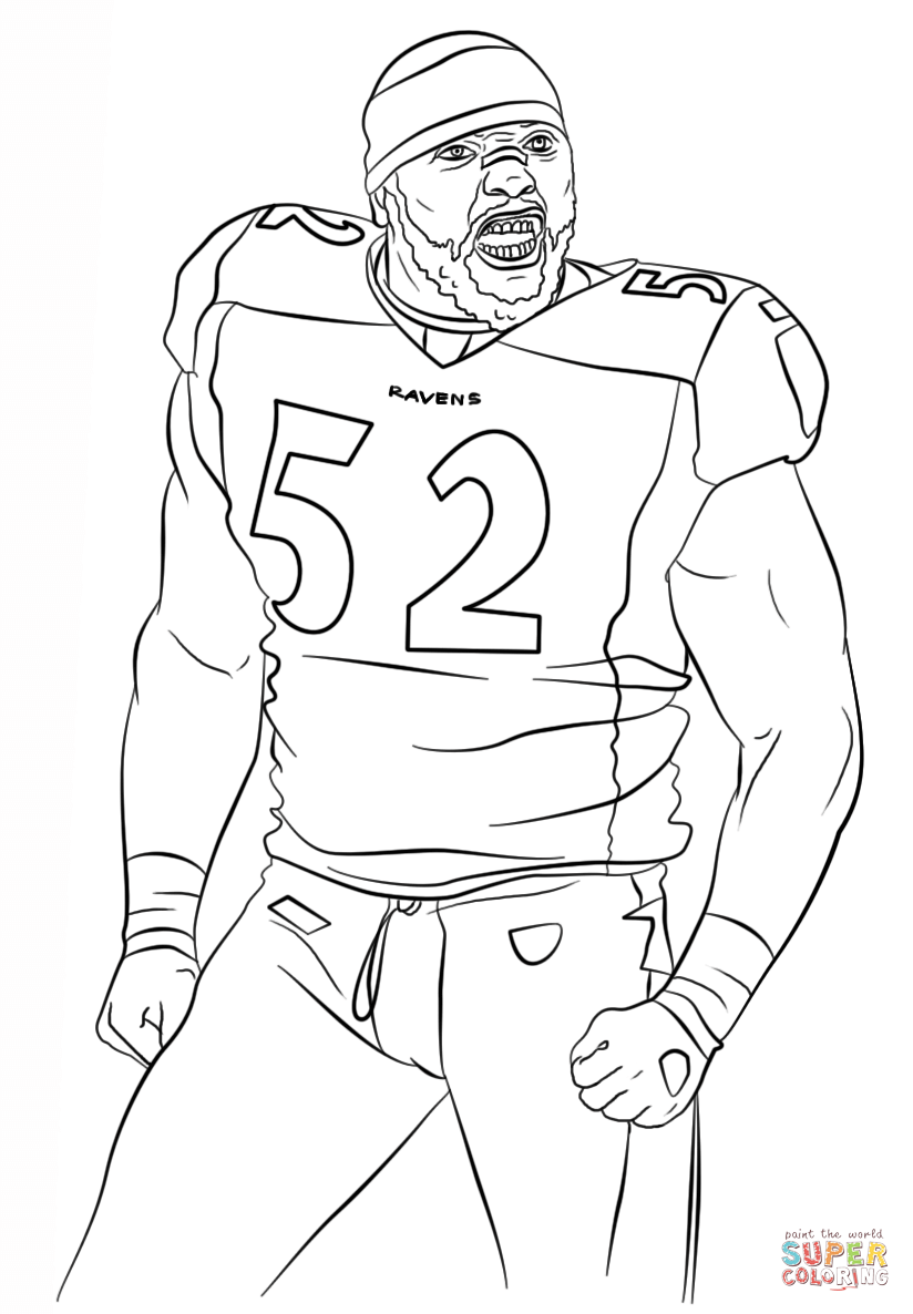 824x1186 Unique Design Lebron James Coloring Pages Ray Lewis Page Free
