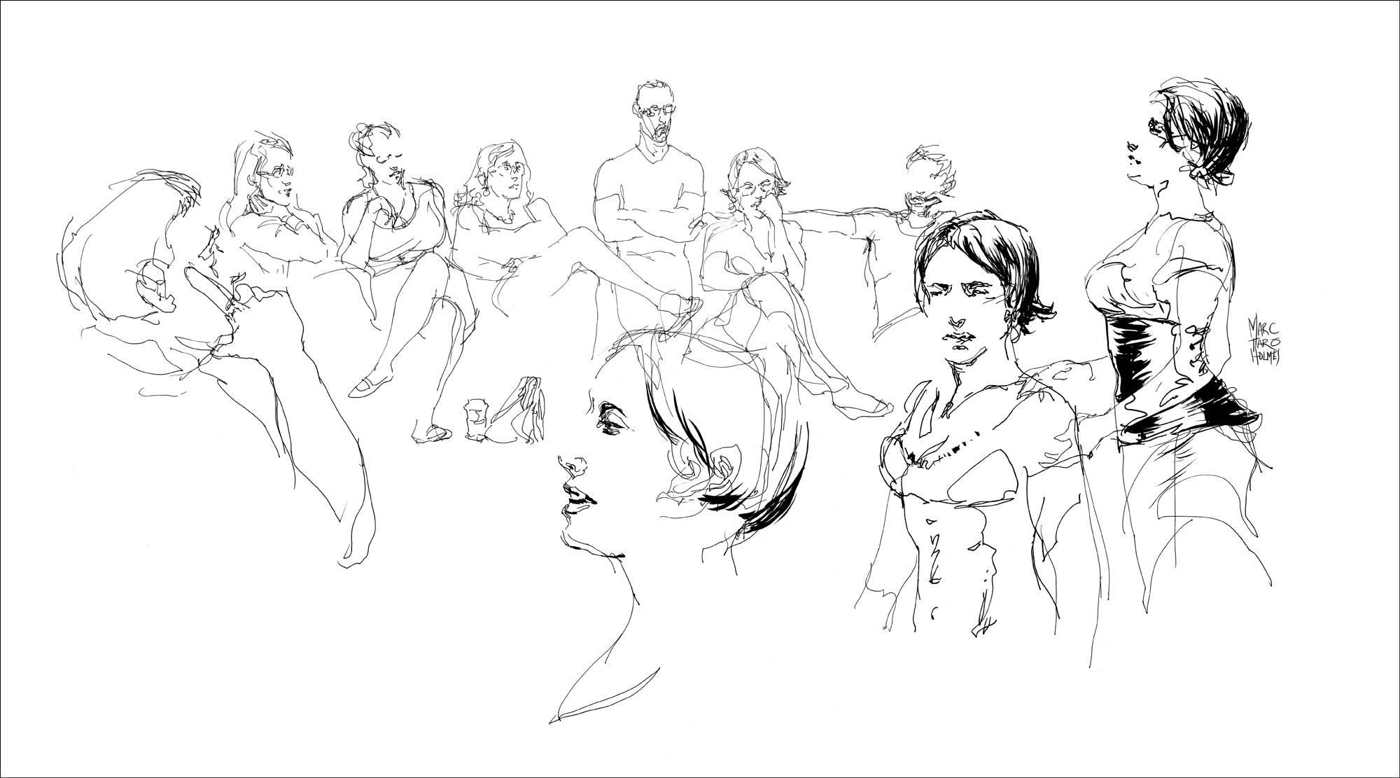 2000x1111 Meeting Doodles The Pen Is Always Moving Citizen Sketcher