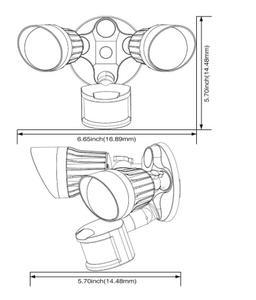 256x300 Led Sensor Light M.t.c Canada Led Lights