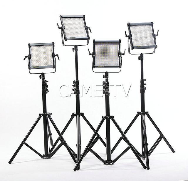 640x615 Came Tv 576d Daylight Led Panels (4 Piece Set) Led Videl Light