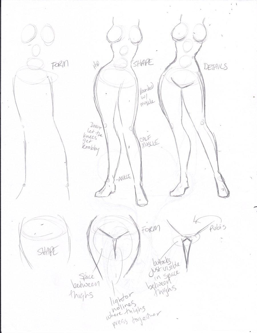 900x1167 How To Draw Celeste Pt 6 Legs By Kivabay